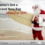 Holiday Planning for SEO and Marketing – IS Conference