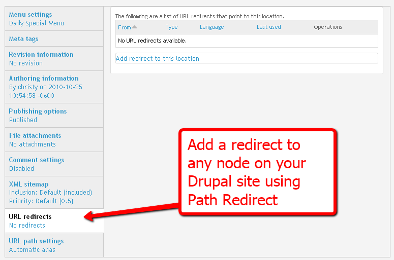 Path Redirect - SEO Tips Check list - Schipul