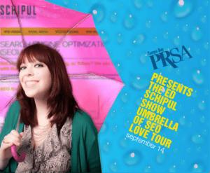 SEO Umbrella of Love Tour - Caitlin Kaluza