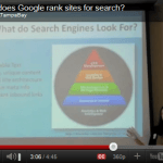 VIDEO: Deciphering a Keyword Report & The SEO Hierarchy of Needs – PRSA Tampa Bay