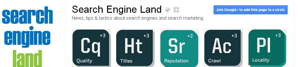 Google Plus Photos Example