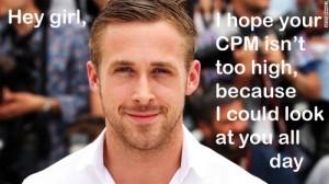 Ryan Gosling SEM Meme