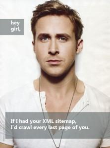 Ryan Gosling SEO Humor