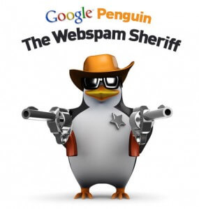 Google Penguin Sheriff