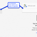 Local Business – How to Add Posts to your Google Business Listing